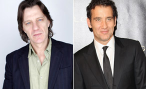 Director James Marsh and Actor Clive Owen